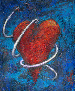 Bewildered heart #1